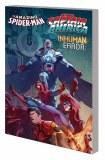 Amazing Spider-Man All New Captain America Inhuman Error TP