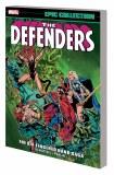 Defenders Epic Collection TP Vol 06 Six-Fingered Hand Saga