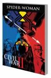 Spider-Woman TP Vol 02 Shifting Gears Civil War II