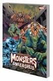 Monsters Unleashed TP Vol 01 Monster Mash