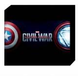 Captain America Art of Civil War Slipcase HC