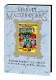 Marvel Masterworks Captain America HC Vol 08 Dm Variant Ed 231