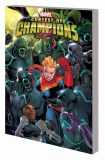 Contest Of Champions TP Vol 02 Final Fight