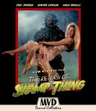 Return Of Swamp Thing Blu ray DVD