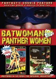Batwoman & The Panther Women Double Feature 4K Restoration DVD