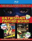 Batwoman & The Panther Women Double Feature 4K Restoration Blu ray