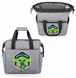 Star Wars The Mandalorian The Child On the Go Lunch Cooler Bag Gray