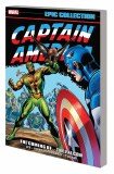 Captain America Epic Collection TP Vol 02 Coming of the Falcon
