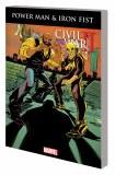 Power Man And Iron Fist TP Vol 02 Civil War II