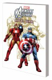 Marvel Universe Avengers Assemble Civil War Digest TP