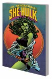 Sensational She-Hulk by John Byrne TP Return