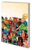 Marvel Universe According To Hembeck TP