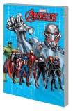Marvel Universe Avengers Ultron Revolution Digest TP Vol 01