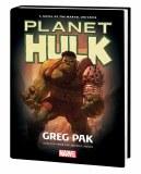 Hulk Planet Hulk Prose Novel HC