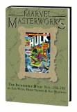 Marvel Masterworks Incredible Hulk HC Vol 11 Dm Variant Ed 252