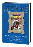 Marvel Masterworks Mighty Thor HC Vol 16 Dm Variant Ed 251
