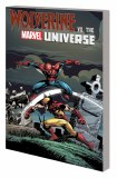 Wolverine Vs Marvel Universe TP