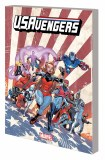 Us Avengers TP Vol 02 Stars And Garters