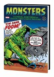 Monsters HC Vol 02 Marvel Monsterbus By Lee Lieber Kirby