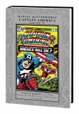 Marvel Masterworks Captain America HC Vol 10