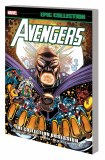 Avengers Epic Collection TP Vol 21 Collection Obsession
