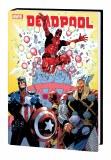 Deadpool By Daniel Way Omnibus HC Vol 01