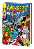 Avengers Omnibus HC Vol 03 Buscema Dm Var