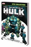 Incredible Hulk Epic Collection TP Vol 20 Fall of the Pantheon