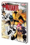 Color Your Own X-Men New Mutants TP