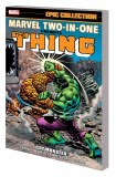 Marvel Two-In-One Epic Collection TP Vol 01 Cry Monster