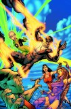 Justice League TP Beyond In Gods We Trust