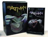 Batman Death of the Family Book and Joker Mask Set