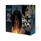 Batman by Scott Snyder & Greg Capullo Box Set 01