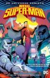 New Super Man Rebirth TP Vol 01 Made In China