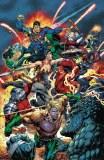 Justice League Vs Suicide Squad Rebirth HC