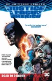 Justice League Of America The Road To Rebirth TP