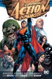 Superman Action Comics Rebirth Dlx Coll HC Book 01