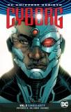 Cyborg Rebirth TP Vol 03 Singularity