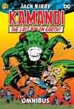 Kamandi By Jack Kirby Omnibus HC