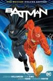 Batman Flash The Button Deluxe Ed HC Intl Ed