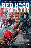 Red Hood & The Outlaws Rebirth TP Vol 03 Bizarro Reborn