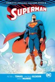 Superman Rebirth Dlx Coll HC Book 02