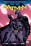 Batman Rebirth Deluxe Collectionl HC vol 02