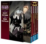 Batman By Scott Snyder & Greg Capullo Box Set 03
