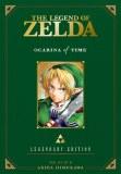 Legend of Zelda Legendary Edition Vol 1 Ocarina of Time Parts 1 and 2