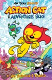 Aw Yeah Comics Action Cat and Adventure Bug TP