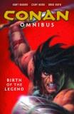 Conan Omnibus TP Vol 01 Birth Of Legend