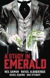 Neil Gaiman Study In Emerald HC