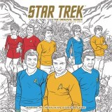Star Trek Original Series Adult Coloring Book TP