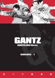 Gantz Omnibus TP Vol 01